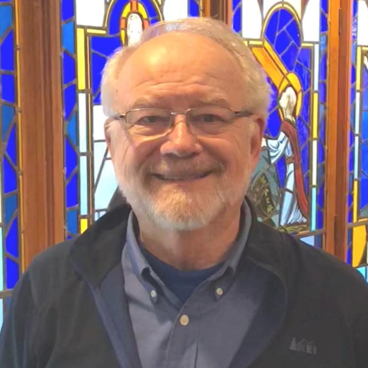 Pastor Jim Stuck